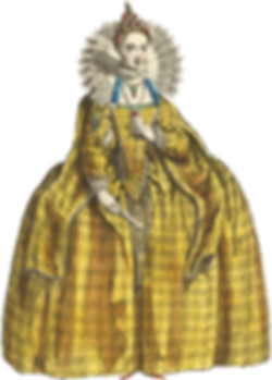 The daughter of Anne Boleyn and King Henry, VIII - Queen Elizabeth I
