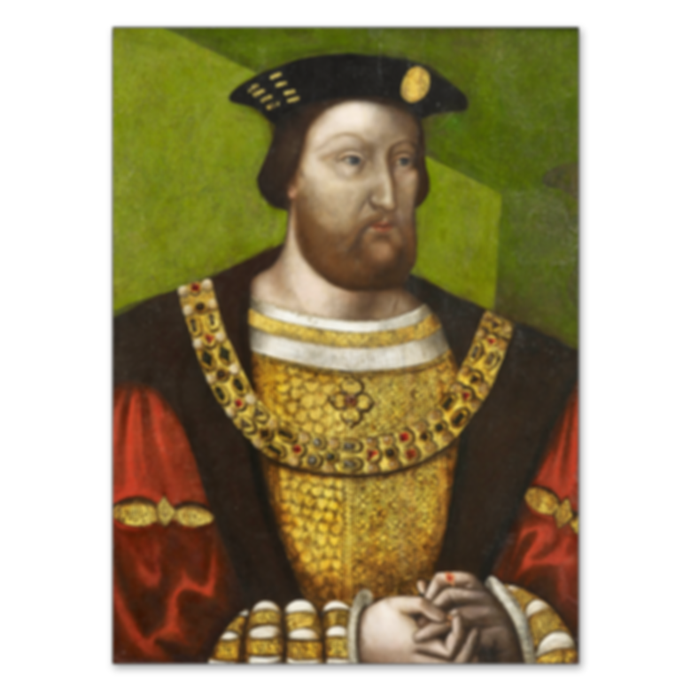 King Henry VIII of England wrote the Catholic Church out of power after it would not grant him a divorce, originating the separation between church and state.