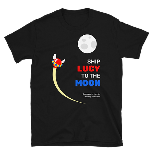 SHIP 'EM TO THE MOON! (Colorful)