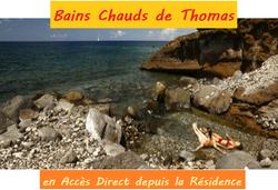 Bains chauds de Thomas