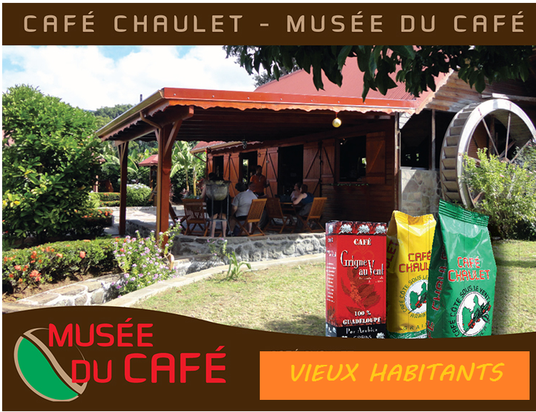 Musée du Café à Vieux Habitants