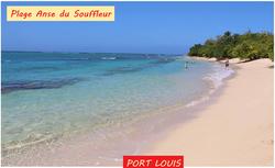 Plage_Anse_du_Souffleur_à_Port_Louis