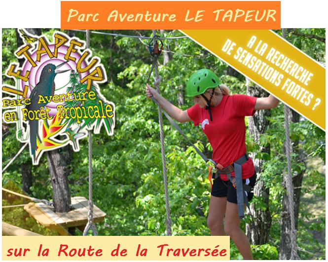 Parc Aventure LE TAPEUR