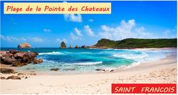Plage_Pointe_des_Chateaux_à_St_François.