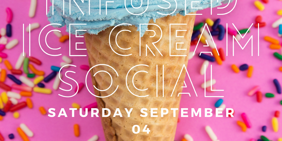 Infused Ice Cream Social