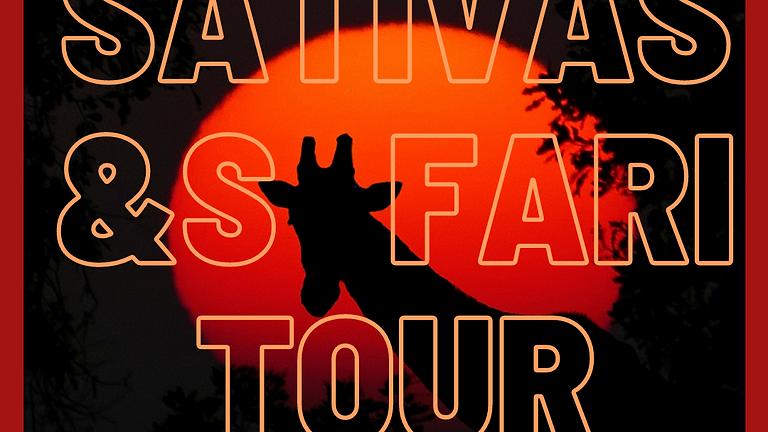 Sativas & Safari: South Africa Tour