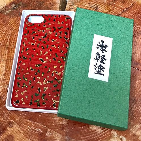 津軽塗 iPhone6・6s・7・8用ケース