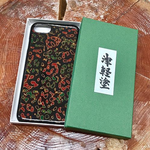 津軽塗 iPhone7・8用ケース