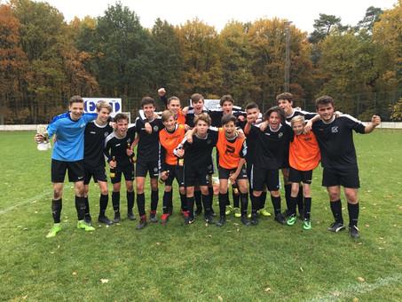 U17 Periodekampioen seizoen 2018