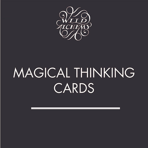 MAGICAL THINKING CARDS