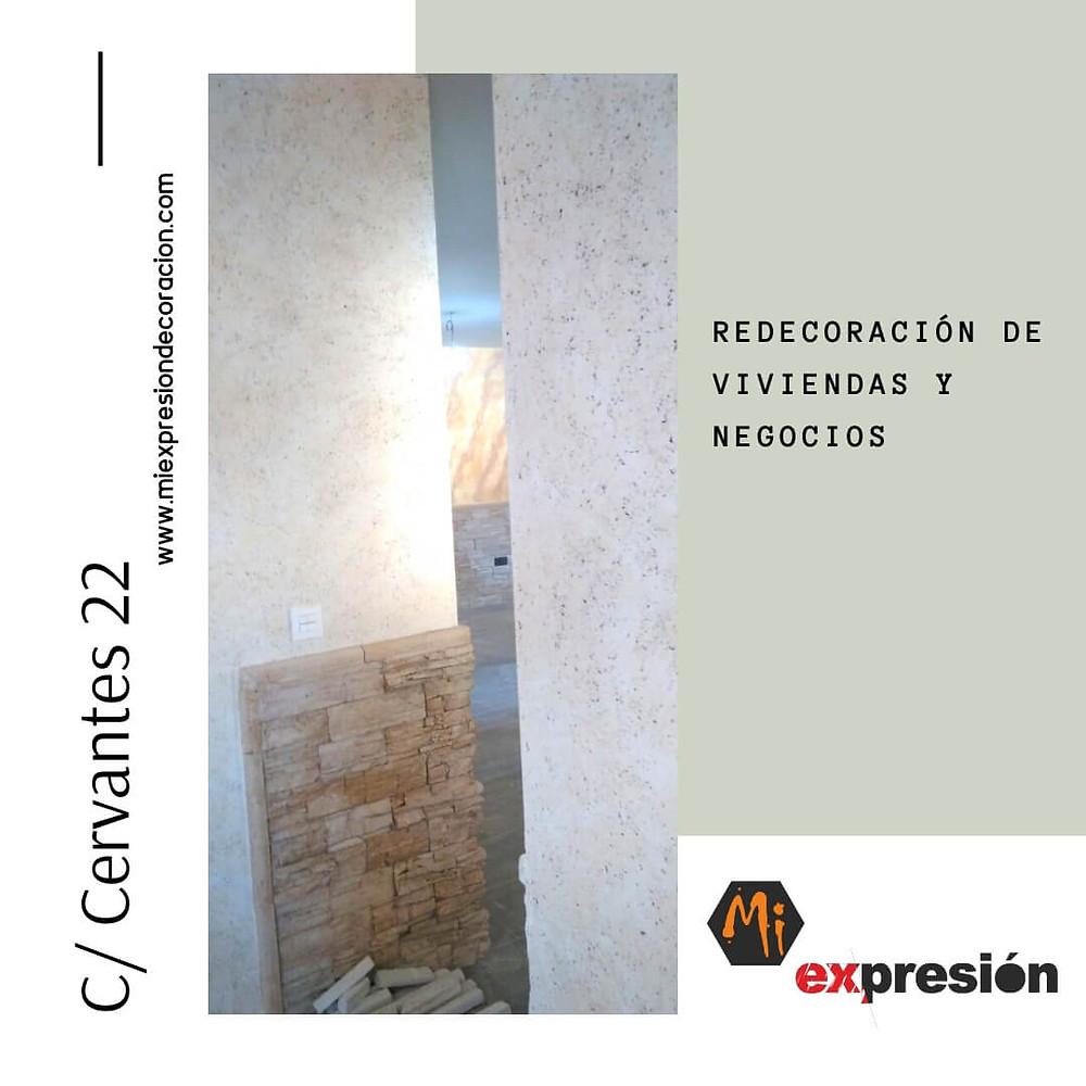 Redecoración en Valladolid
