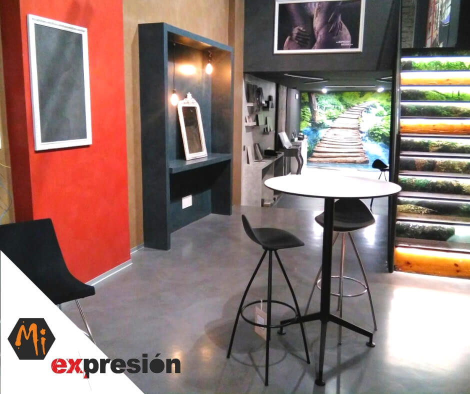 Showroom Mi Expresión Decoración Valladolid