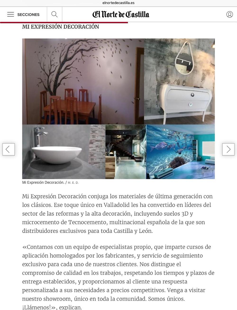 Mi Expresion Decoracion Valladolid