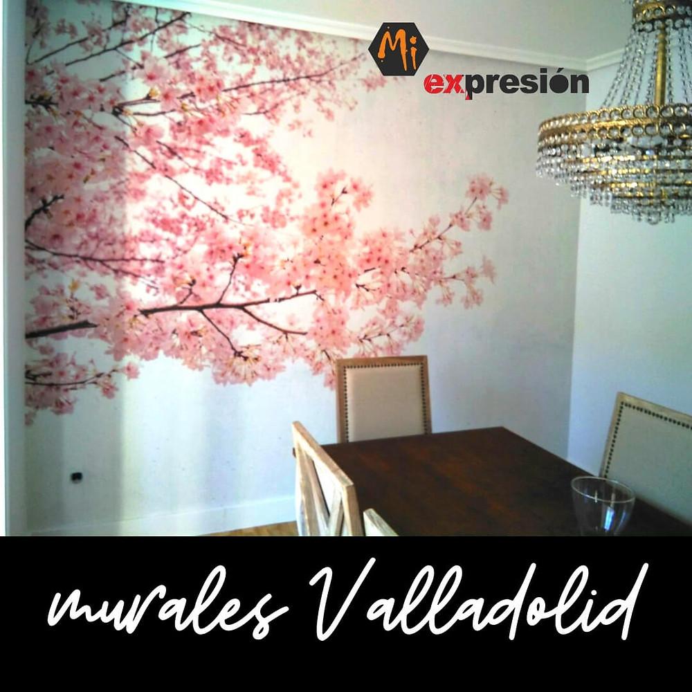 Decoración: Murales Valladolid