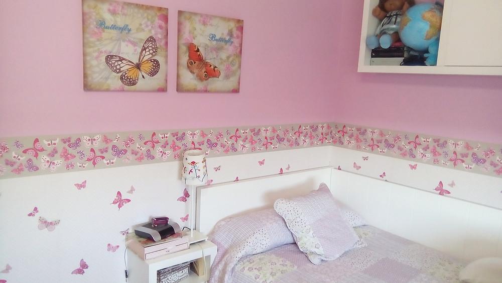 habitación niña Valladolid