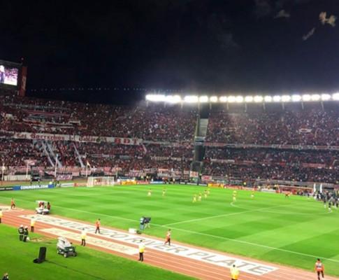Copa Conmebol Libertadores Bridgestone 2017. Foto: LPM.