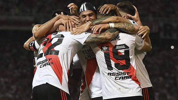 River Plate 2 Estudiantes de Buenos Aire