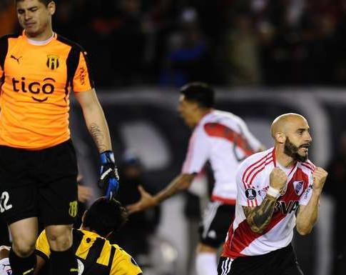 Copa Conmebol Libertadores Bridgestone 2017. Foto: Olé.