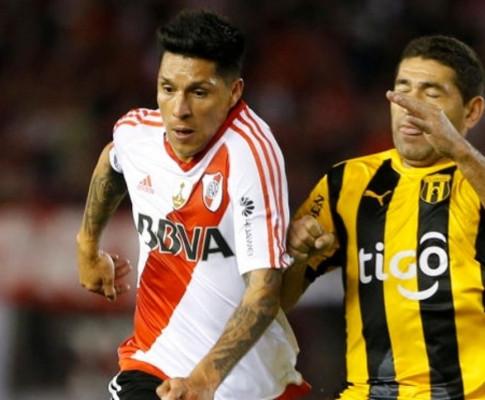 Copa Conmebol Libertadores Bridgestone 2017. Foto: Getty.