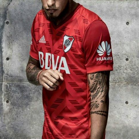 Nueva Camiseta Alternativa River Plate 2017/2018.