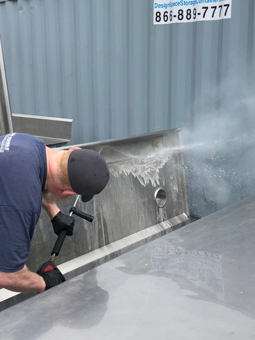 We guarantee to clean 100% of your system to 95% bare metal.
