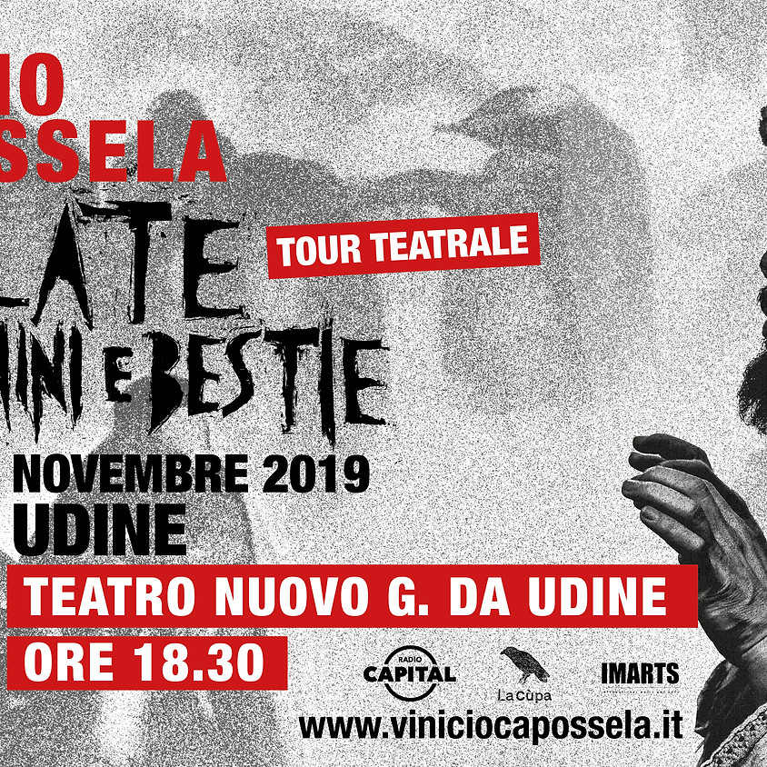 Ballate per uomini e bestie - Udine
