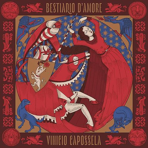 Bestiario d'amore - Vinile black