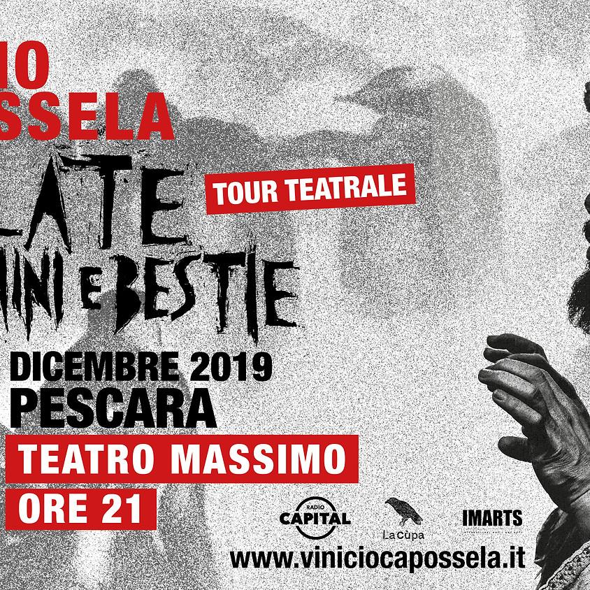Ballate per uomini e bestie - Pescara