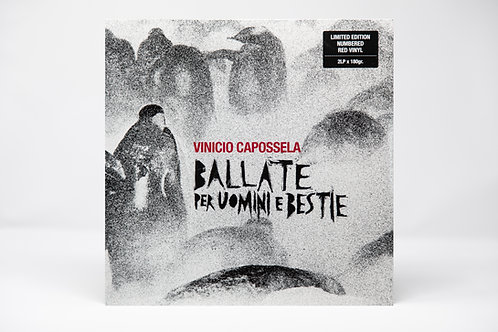 Ballate per Uomini e Bestie - 2 Vinili Ed. Limitata