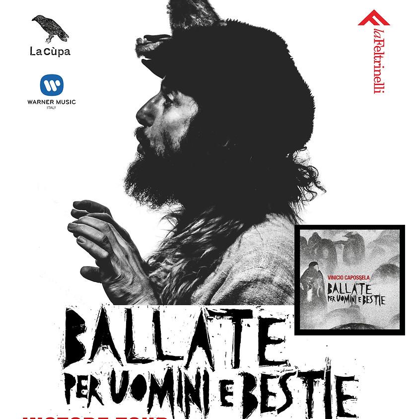 INSTORE TOUR – BALLATE PER UOMINI E BESTIE