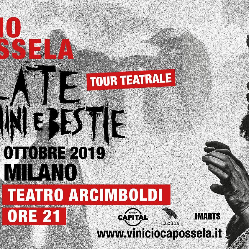 Ballate per Uomini e Bestie - Milano