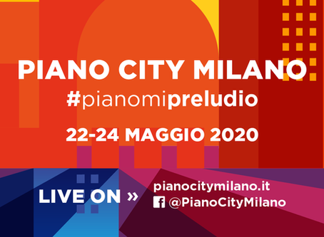 PIANO CITY MILANO PRELUDIO 2020