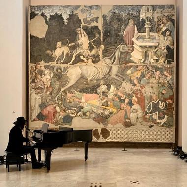 Live streaming a Palazzo Abatellis – Palermo