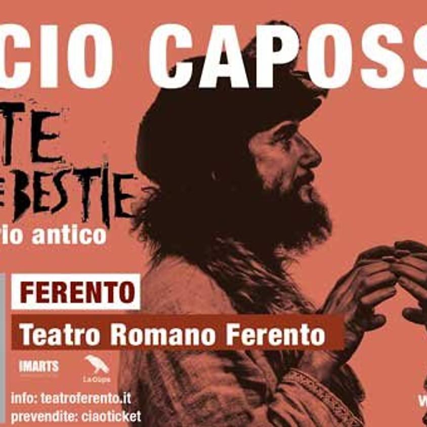 ATTI UNICI - Teatro Romano di Ferento