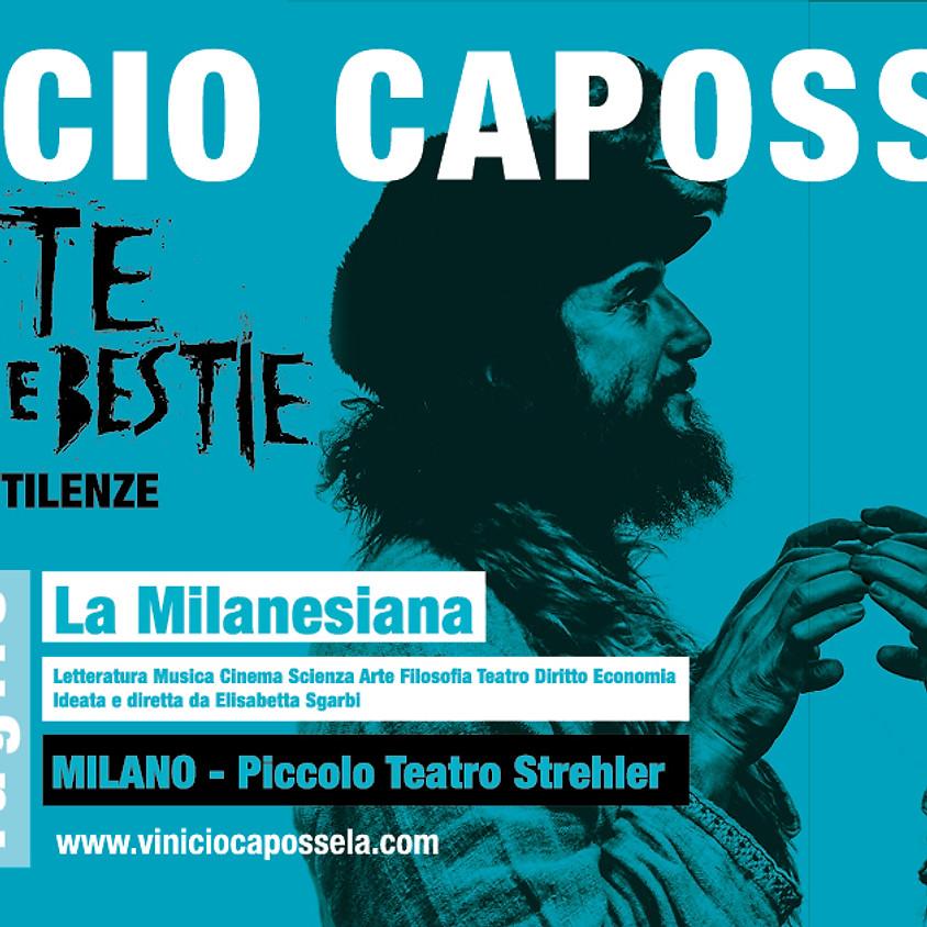 ATTI UNICI -  La Milanesiana Festival - Piccolo Teatro Strehler