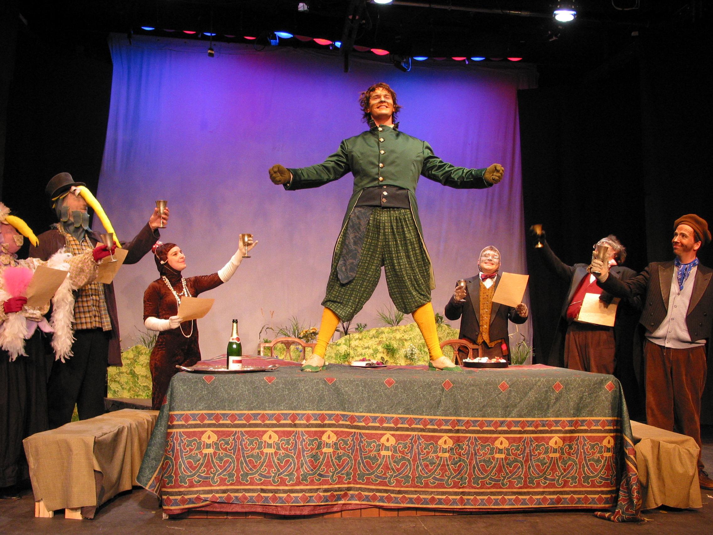 Pendragon Theatre