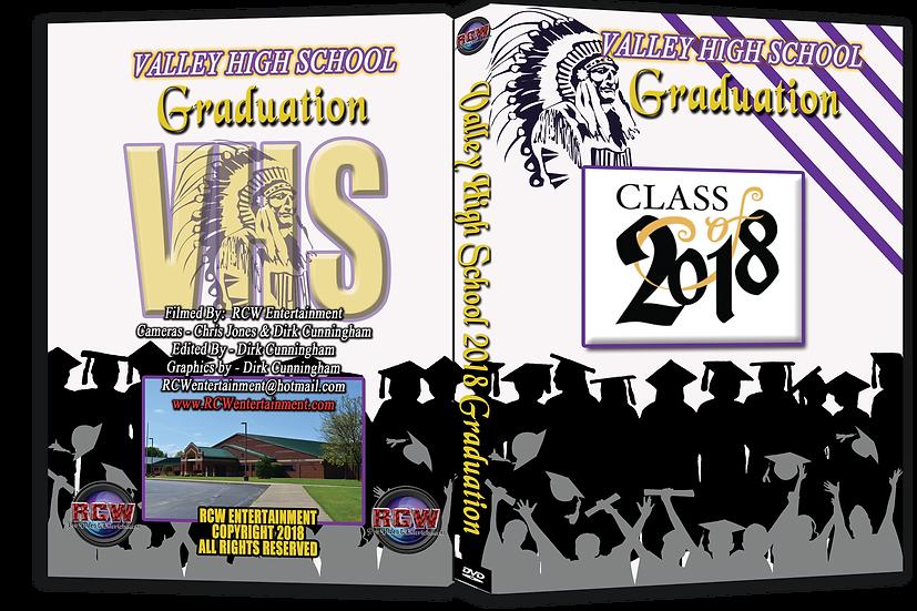 Valley High School 2018 Graduation