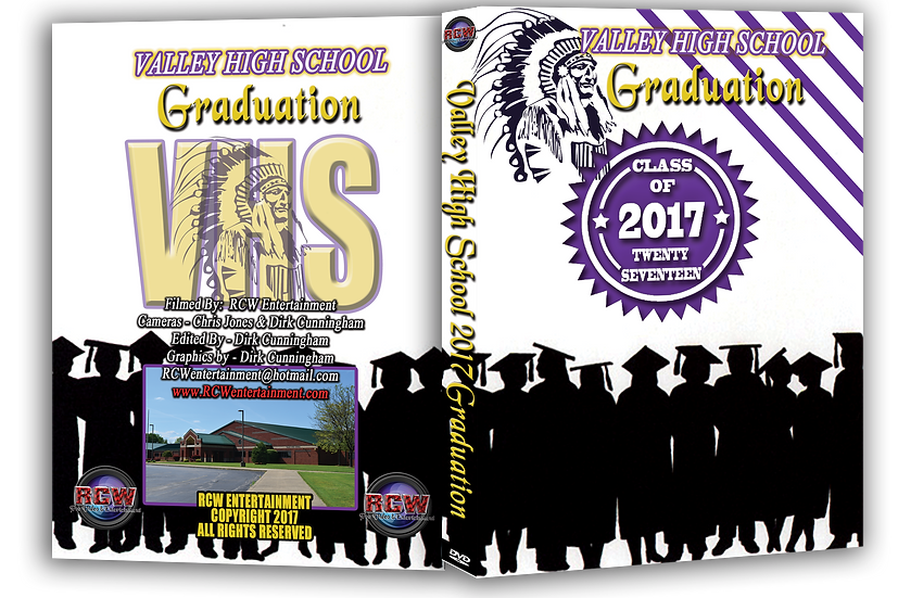 Valley High School2017 Graduation DVD
