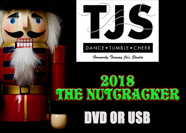 TJS 2018 The Nutcracker on USB Flash Drive