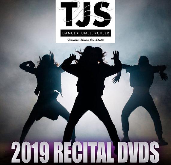 TJS 2019 RECITAL (Choose Show)