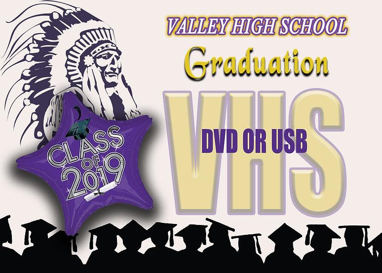 Valley High School 2019 Graduation