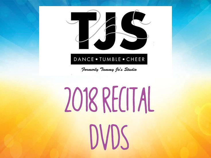 TJS 2018 RECITAL (Choose Show)