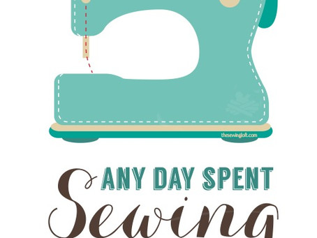 When do you sew?