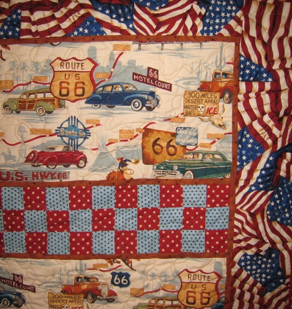Dave's 49-in-9 Quilt