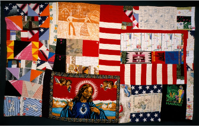 Historic Bequest of Nearly Three Thousand Quilts by African American Artists, Gift from Eli Leon