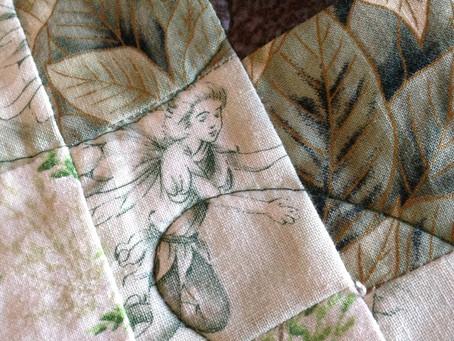 A Cloak for a Fairy