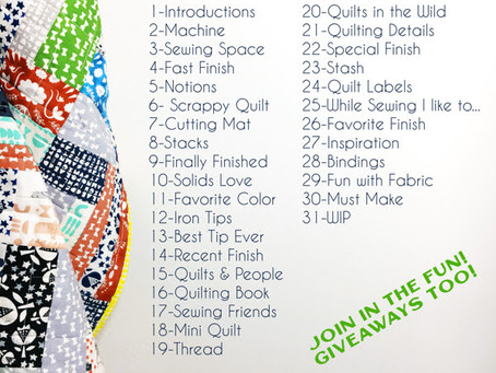 IGQuiltFest Photo Challenge