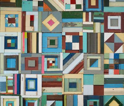 Wood Scrap Quilts