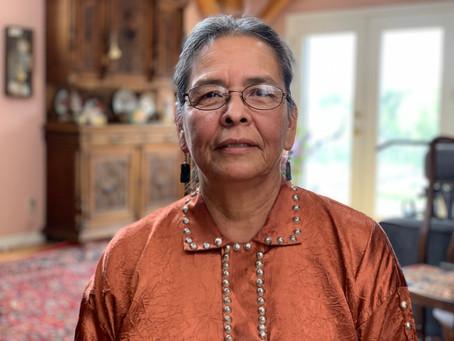 Susan Hudson - honoring her ancestors