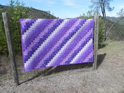 Diagonal Colorwash